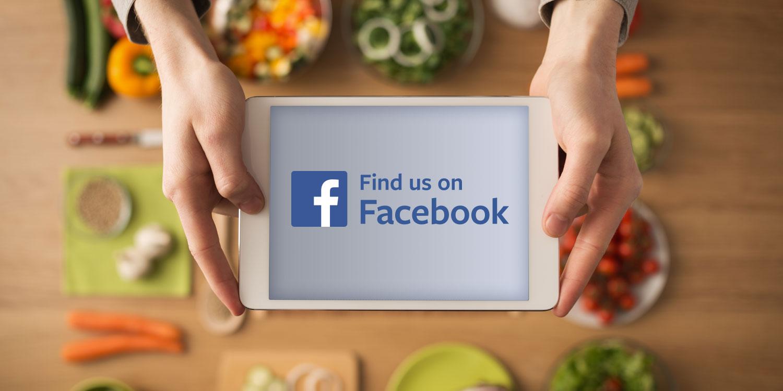 Harvest Health Food Facebook Page